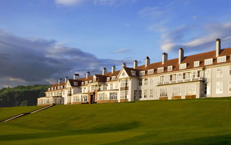 Turnberry Hotel Golf Course