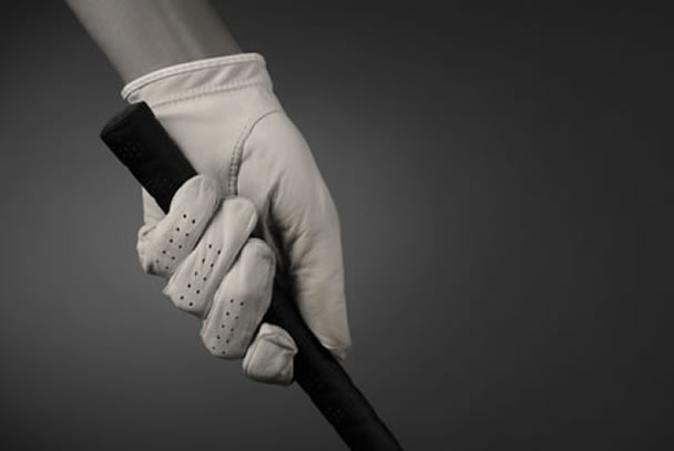 Perfect your golf club grip